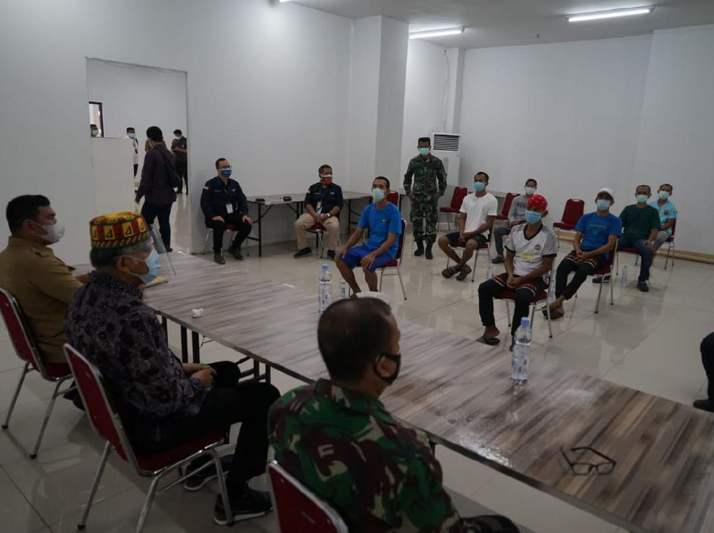Negatif COVID-19, 51 Nelayan yang Dibebaskan Thailand Pulang ke Aceh Besok