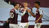 Video Aston Villa Bantai Liverpool 7-2