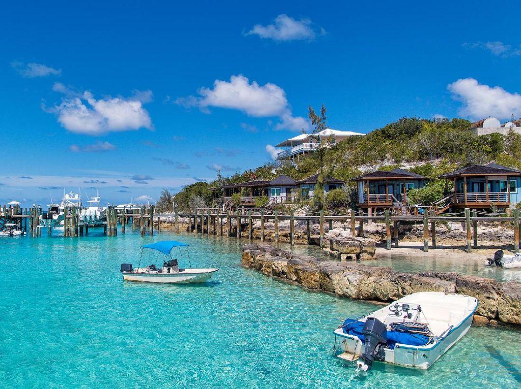 Mulai November, Turis yang Tiba di Bahama Tak Perlu Karantina Wajib