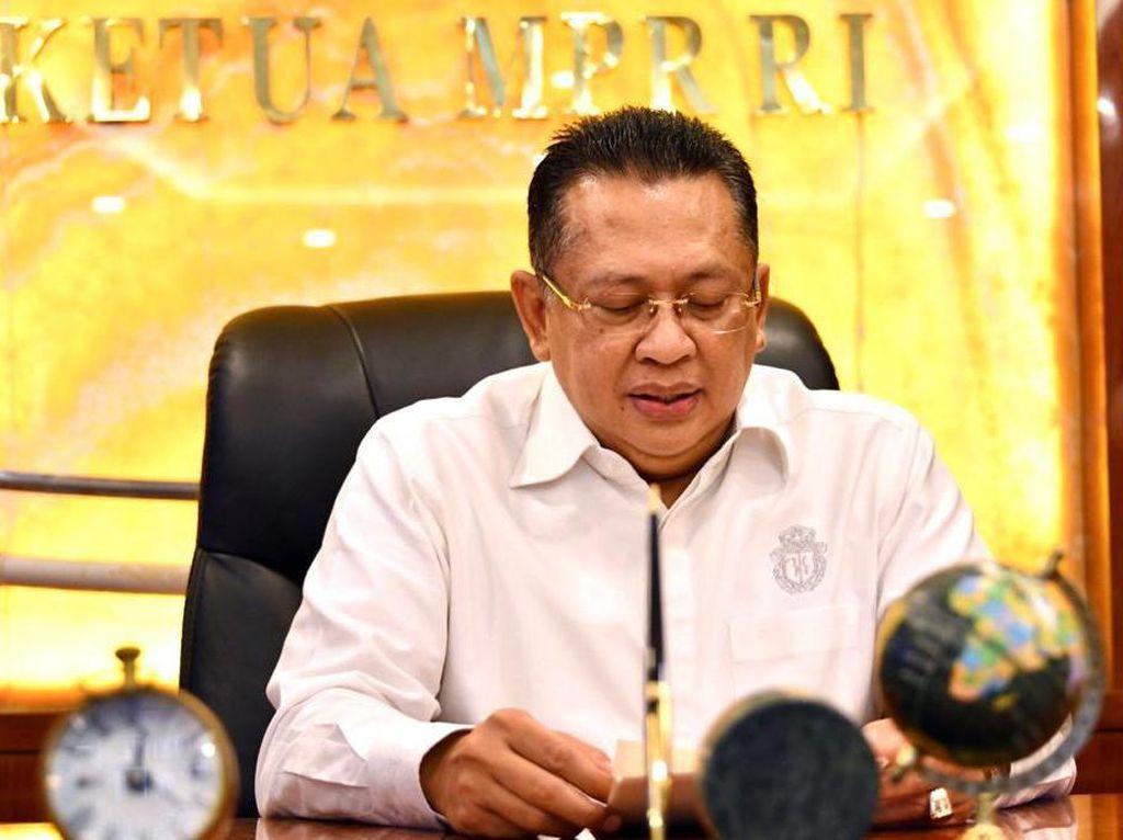 Ketua MPR Kisahkan Fakta Sejarah Sri Sultan Hamengku Buwono II