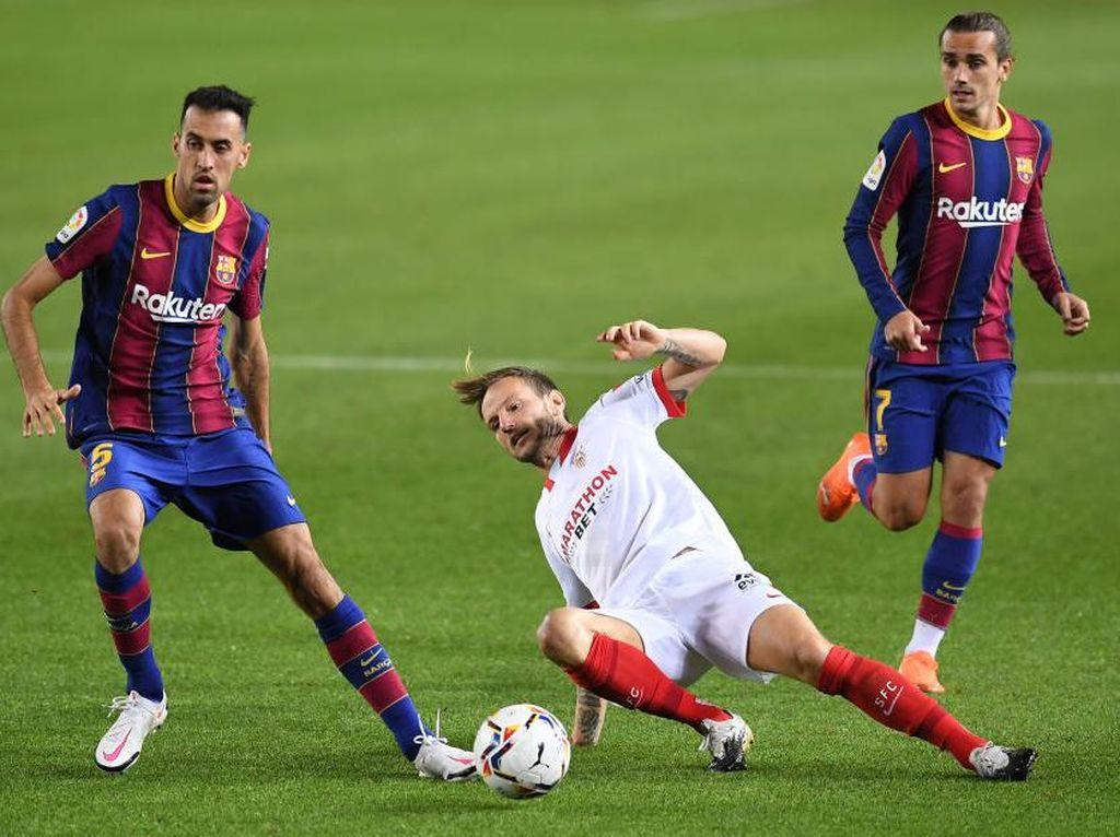 Luis Enrique Tak Jamin Posisi Busquets di Piala Eropa