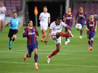Laga yang Sulit untuk Barcelona