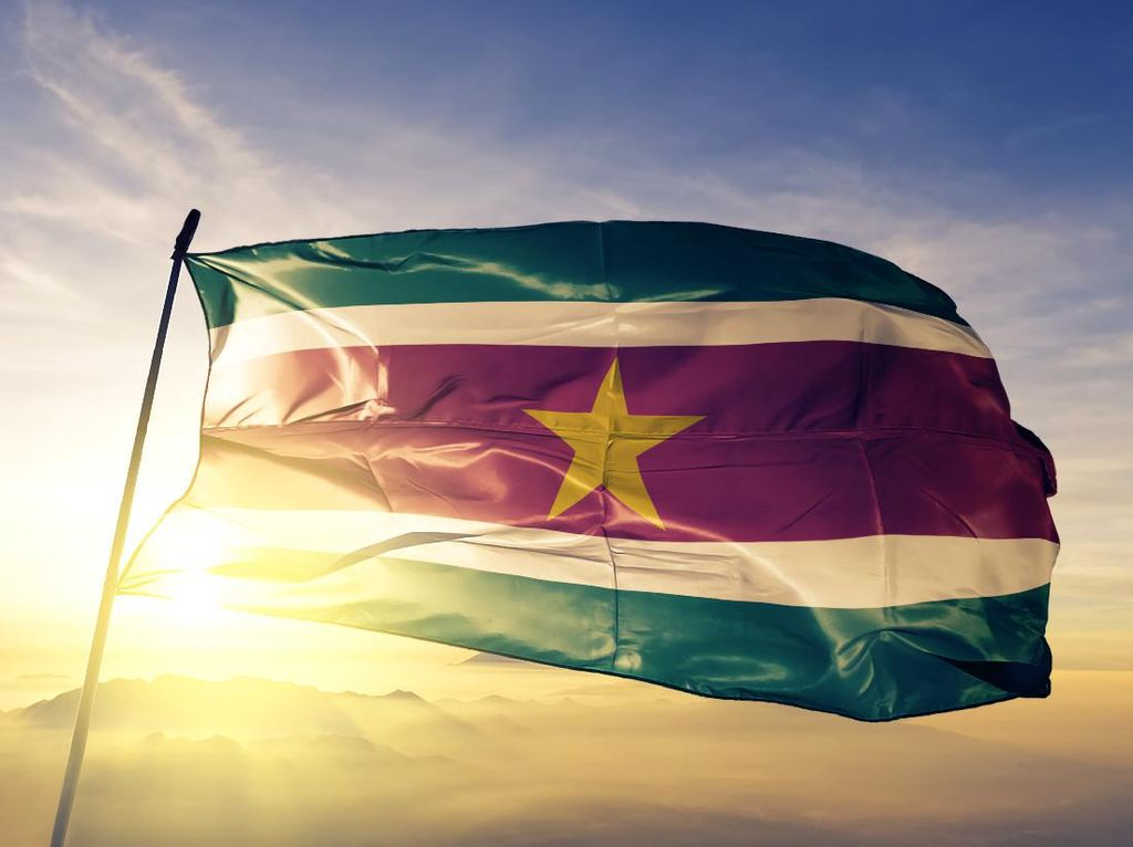 Suriname dan Indonesia Bebas Visa, Berapa Jam Terbang ke Sana?