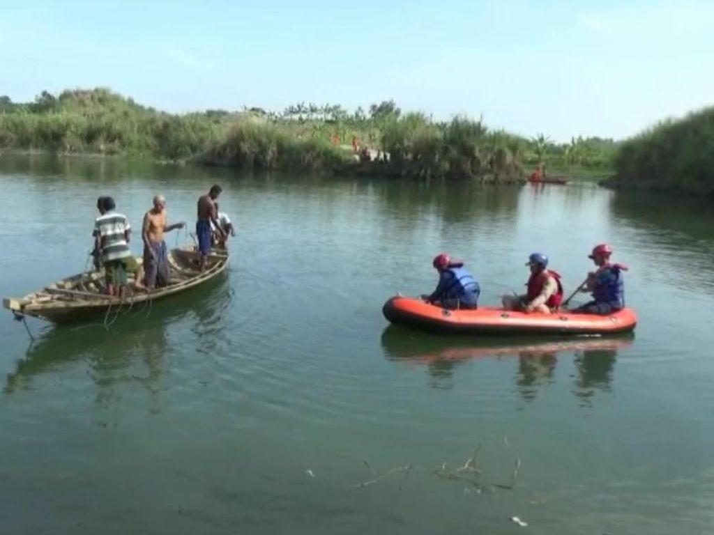 Bocah Hilang Tenggelam di Bekas Galian Pasir Purwakarta
