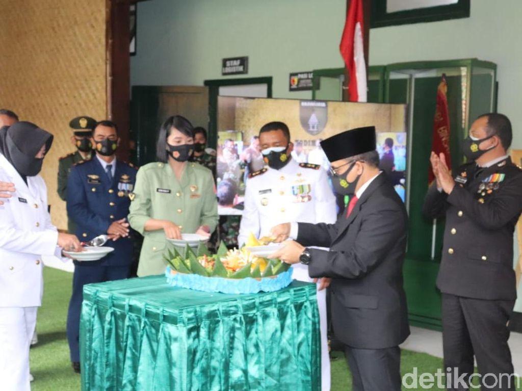 HUT ke-75, Bupati Anas Ajak TNI Terus Bersinergi