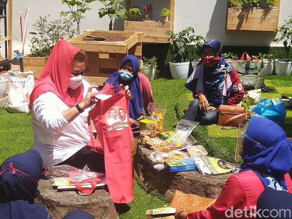 Calon Wakil Walkot Semarang Kampanye di Rumah, Tetap Diawasi Panwaslu