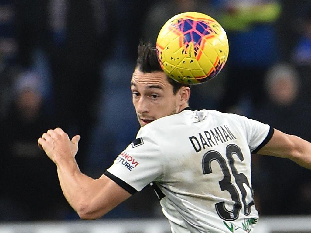 Inter Milan Resmi Datangkan Matteo Darmian