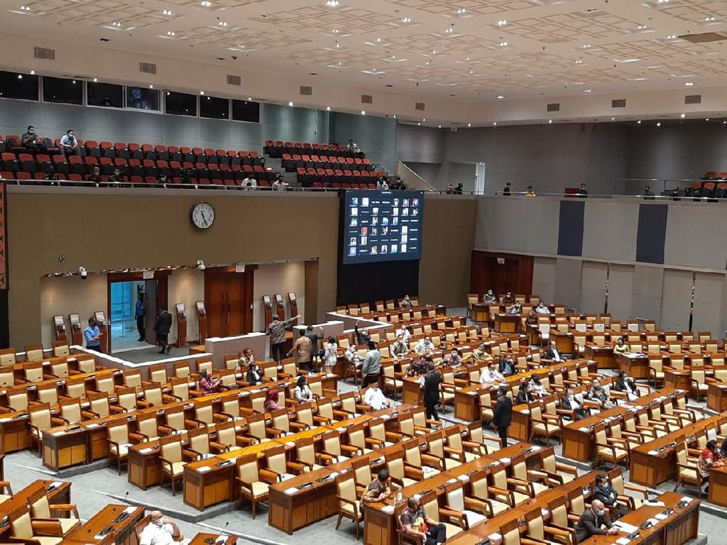 Video Benny Harman soal Omnibus Law Dipotong, Demokrat Merasa Dizalimi