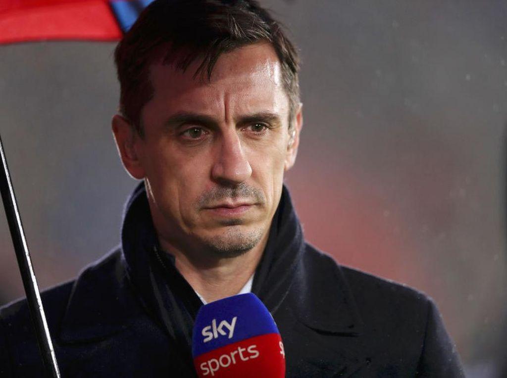Arsenal di Mata Gary Neville: Nggak Beres!