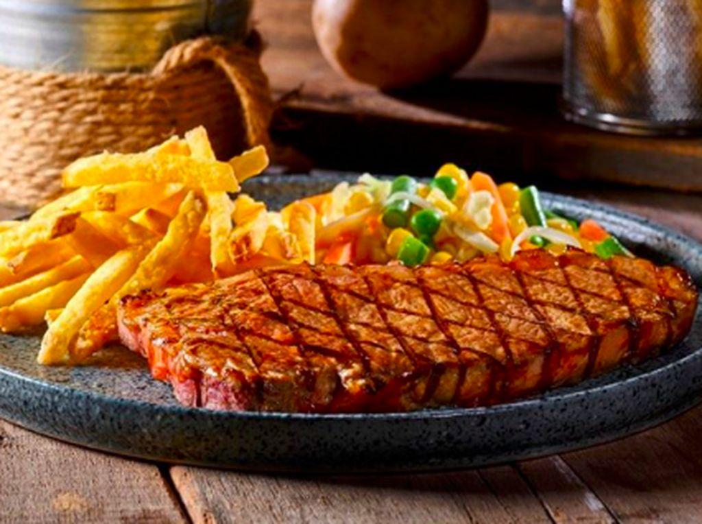 Pemilik Abuba Steak Meninggal Akibat Covid-19