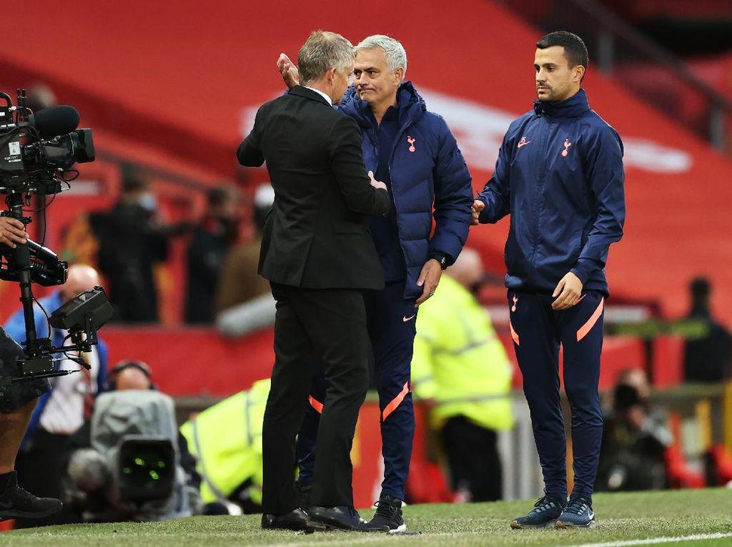 Simpati Mourinho untuk Solskjaer