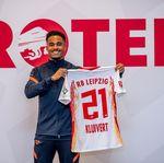 Kluivert Resmi Dipinjamkan ke Leipzig dari Roma