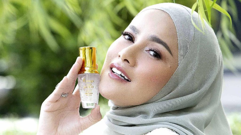 Kala Olla Ramlan jadi Ambassador Produk Kecantikan