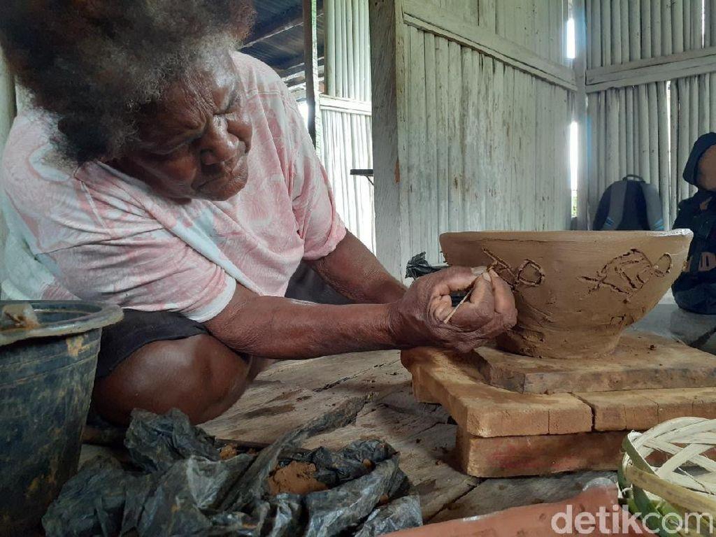 Gerabah, Kerajinan Mama-Mama Papua yang Mulai Dilupakan