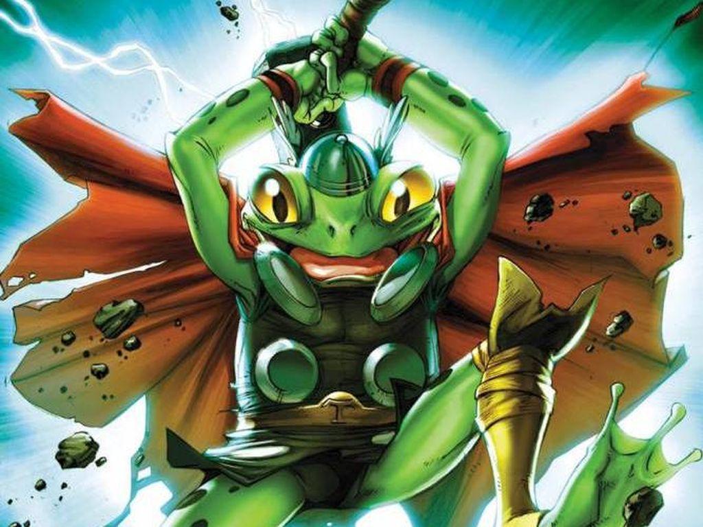 Kembalinya Karakter Ikonik Throg dari Asgard