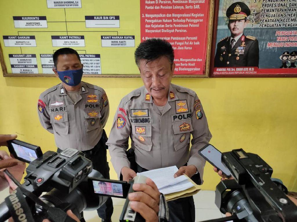 Kapal Nelayan Asal Sibolga Ditembaki di Perairan Simeulue, 2 Tewas-1 Kritis