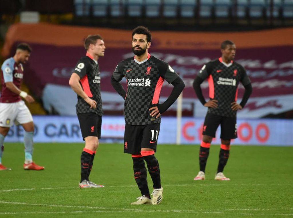 Dibantai 2-7, Liverpool Tak Perlu Panik