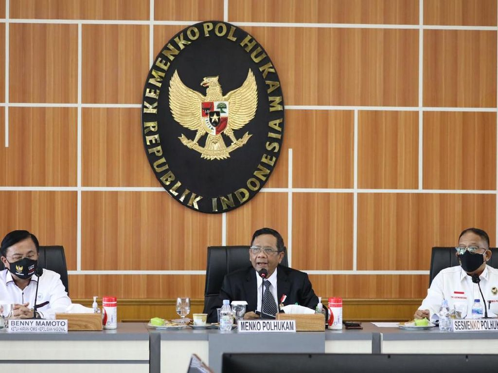 Rapat Perdana, TGPF Ditarget 2 Pekan Ungkap Penembakan di Papua