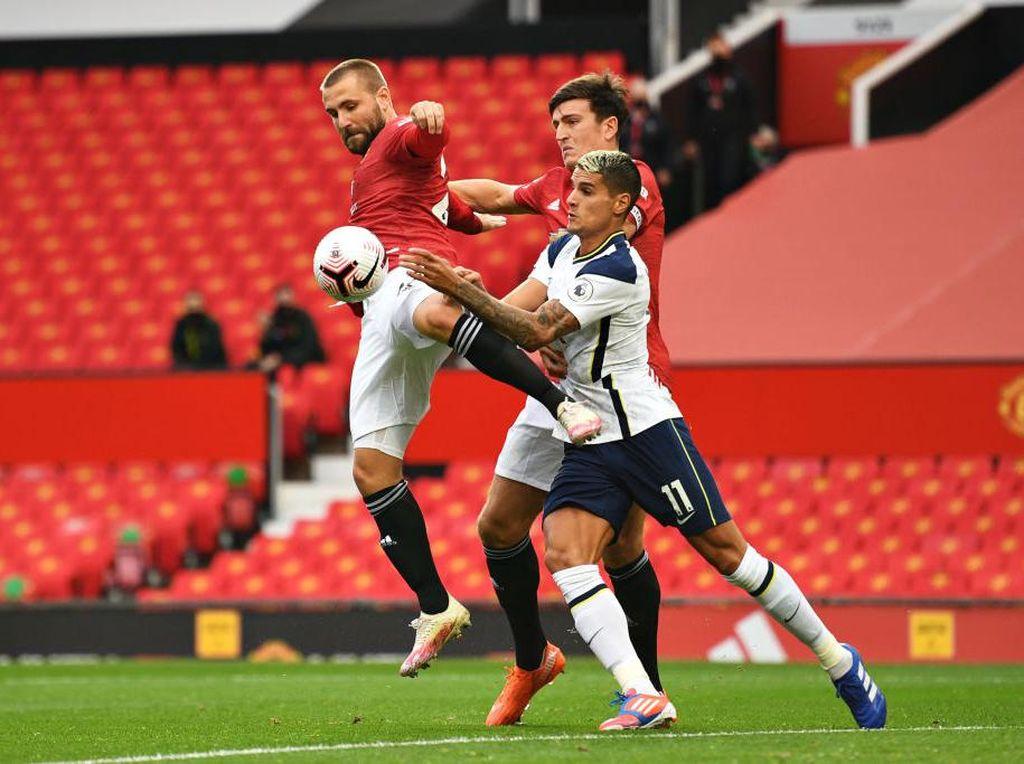 Bungkam MU 6-1 di Old Trafford, Tottenham Kini Nantikan Laga Lebih Ketat