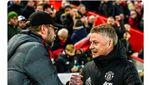 Meme Fans MU dan Liverpool Berpelukan Saling Menguatkan