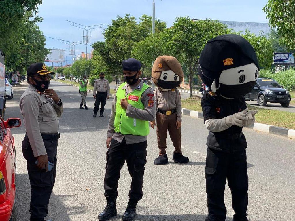 Operasi Yustisi di Aceh: 66 Ribu Warga Ditegur-Denda Rp 5,9 Juta Terkumpul