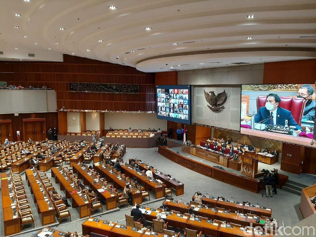 Video Respons DPR soal Isu Pasal Selundupan di UU Cipta Kerja