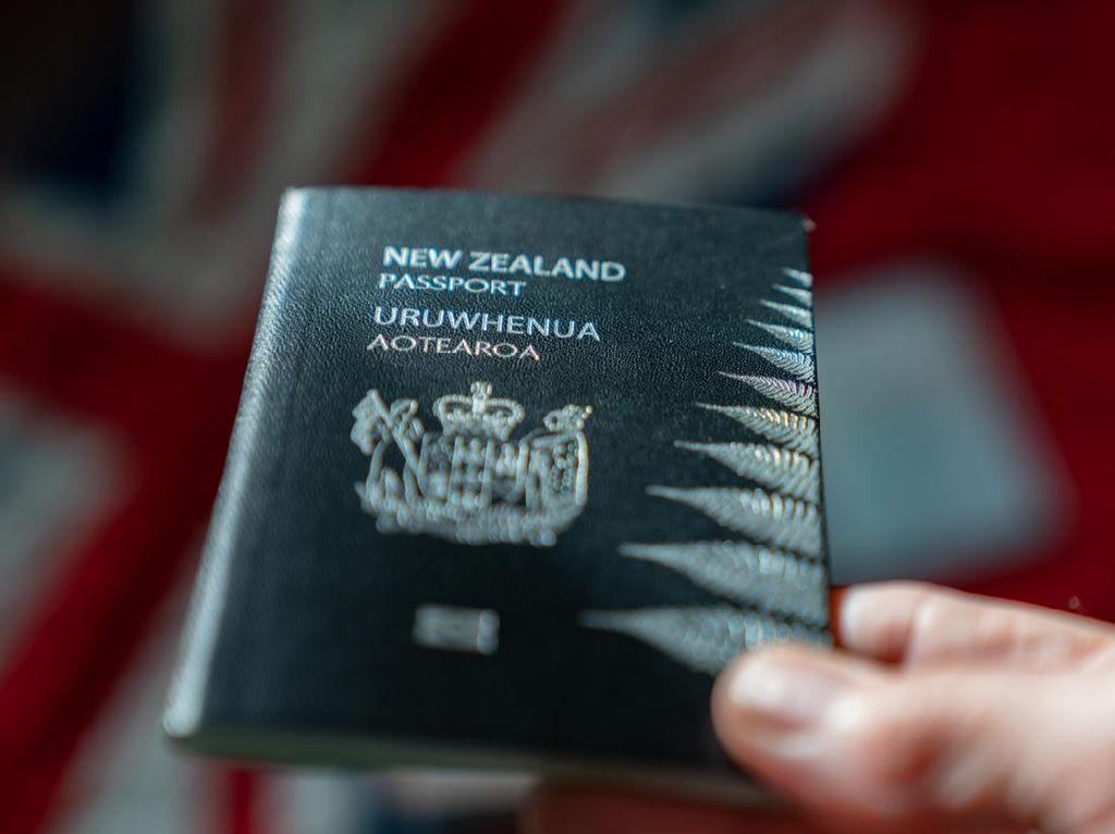 Selandia Baru Pemilik Paspor Terkuat di Dunia