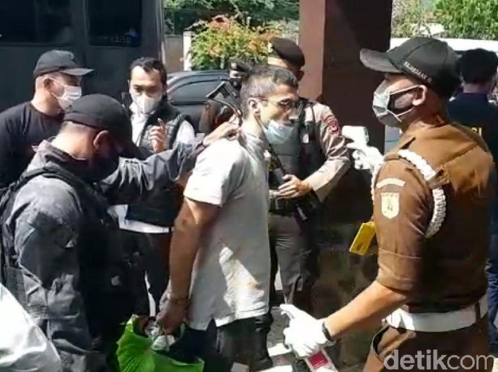 Kasus Bola Sabu Rp 480 M Dilimpahkan ke Kejari Kabupaten Sukabumi