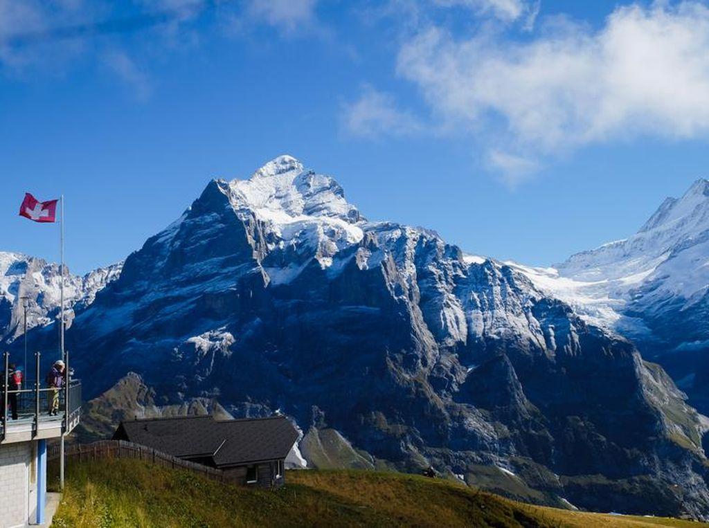 Antavaya Ajak Traveler Jalan-jalan dan Jatuh Cinta di Swiss