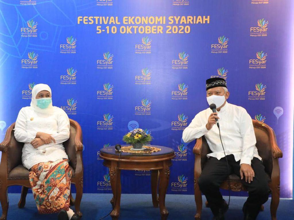 FESyar Jadi Momentum Gairahkan Ekonomi Syariah Saat Pandemi