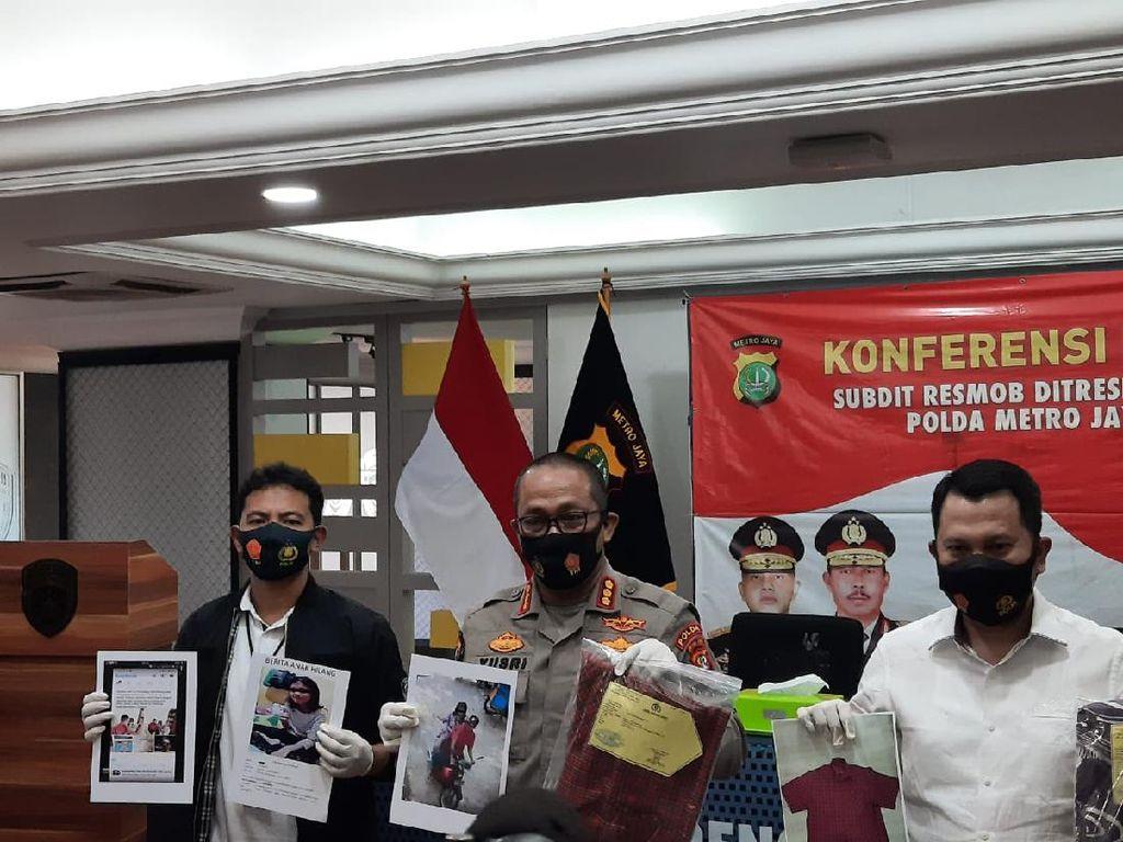 Polisi Ungkap Modus Penculik yang Cabuli Anak Berkebutuhan Khusus di Jakpus