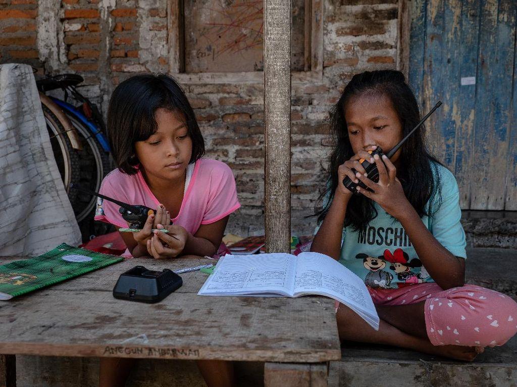 PJJ Timbulkan Learning Loss, Kemampuan Anak Membaca dan Berhitung Berkurang
