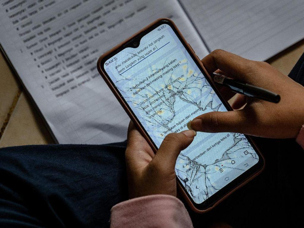 50 Desa di Semarang Tak Terjangkau Internet, Belajar Online Terkendala