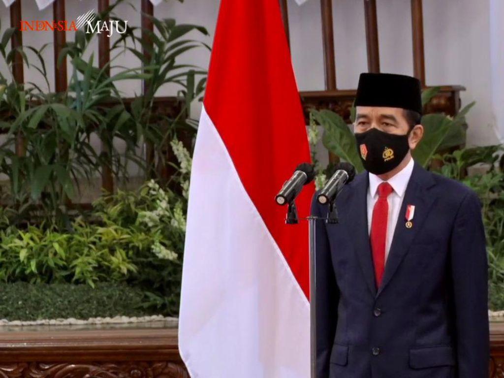 Jokowi ke Kepala Daerah: Berikan Tone Positif soal Penanganan Corona