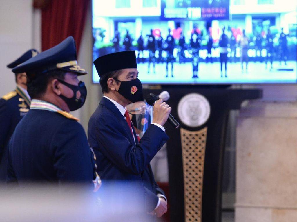 HUT TNI 5 Oktober, Ustaz Dasad Latif: Pekerjaan Kalian Mulia di Sisi Allah