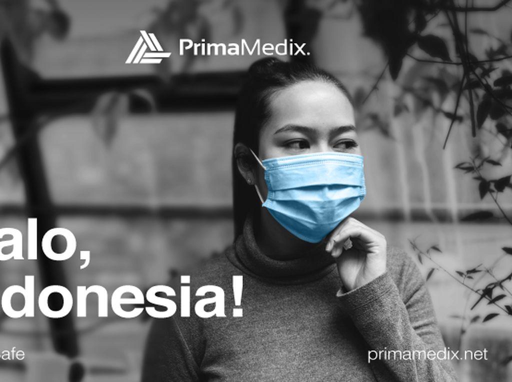 Biznet Produksi Masker Buatan Lokal untuk Lawan Pandemi COVID-19