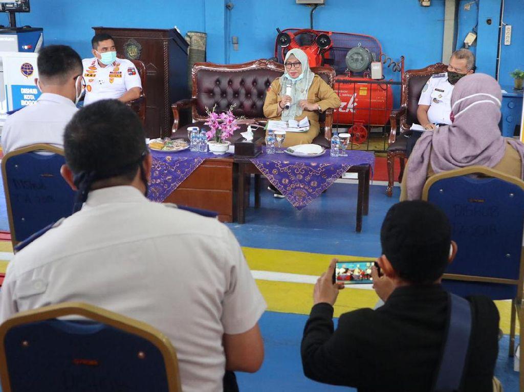 Sekda Kota Bogor Minta Penataan Transportasi Tuntas dalam 2-3 Tahun