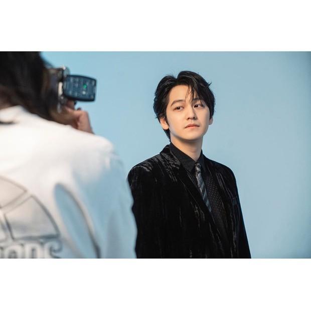 Kim Bum mulai wamil pada April 2018 dan merampungkannya pada Maret 2020
