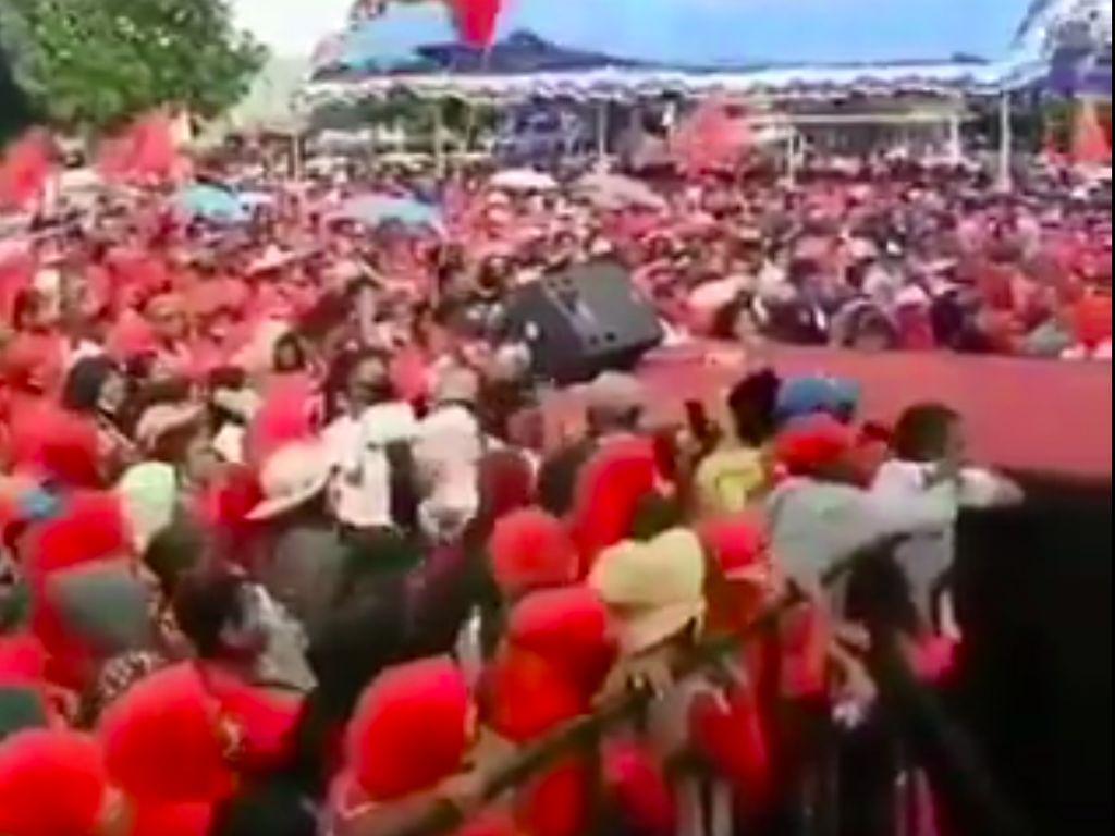 Viral Konser Musik Calon Bupati Wakatobi PDIP-NasDem, Begini Penjelasannya