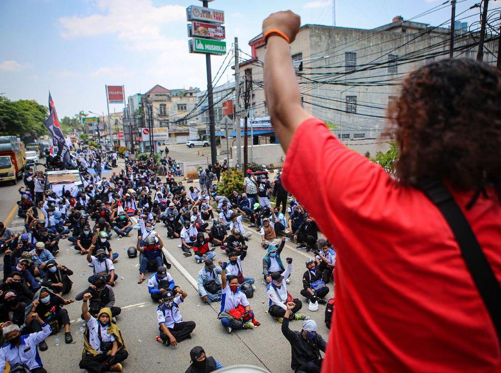 KSPI: Buruh Bisa Mogok Kerja Nasional Kalau Upah Minimum Tak Naik