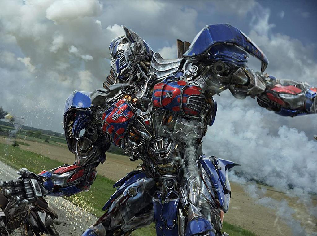 Sinopsis Transformers: Age of Extinction