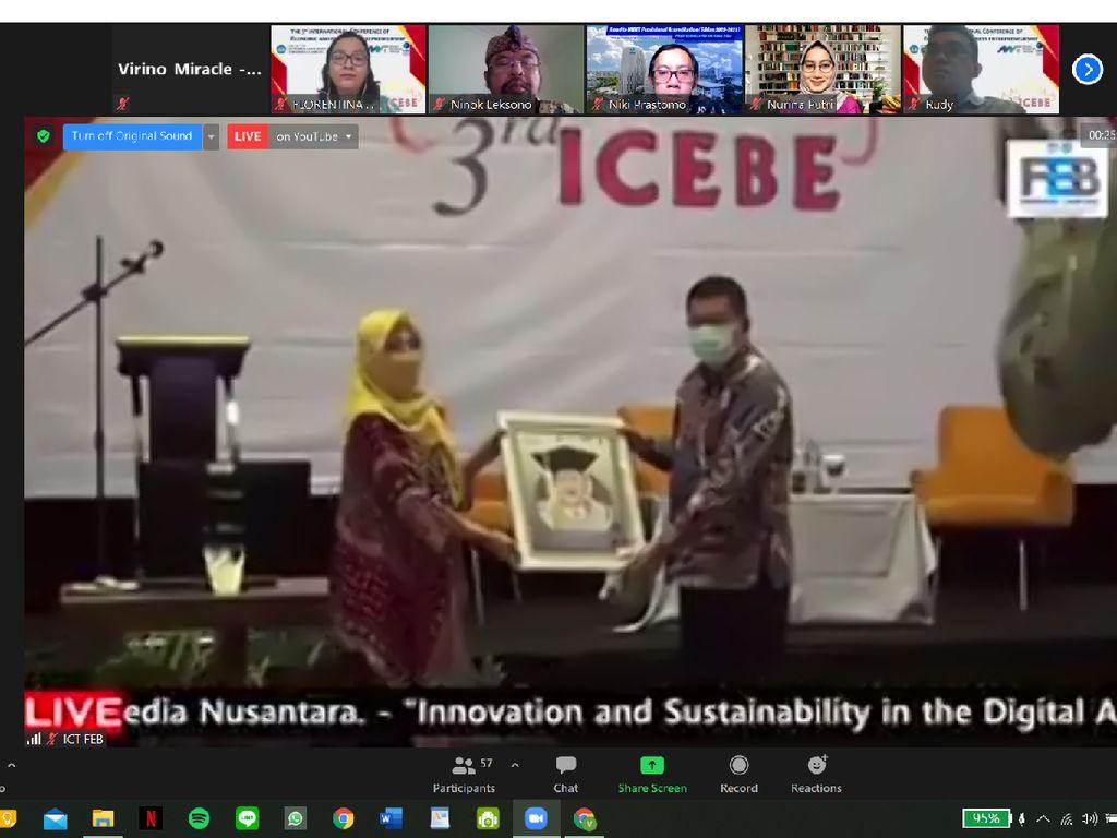 UMN-UNILA Jadi Tuan Rumah Konferensi Internasional ICEBE 2020