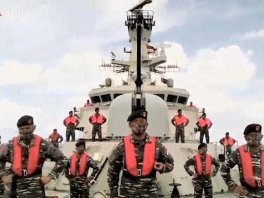 HUT TNI 5 Oktober, Ucapan Selamat dari Presiden Jokowi hingga Agnez Mo