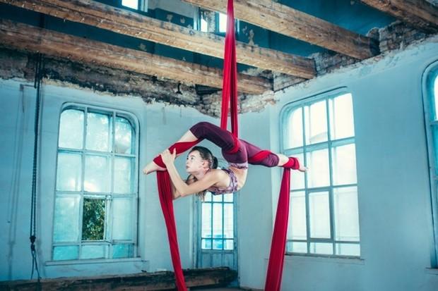 Ketika berbicara tentang memiliki kekuatan tubuh untuk menahan gerakan seksual tertentu, otot yang kencang akan sangat berguna.
