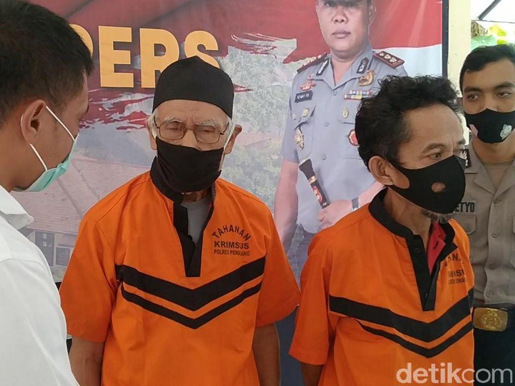 Buron 6 Tahun, 2 DPO Kasus Pupuk Subsidi Senilai Rp 2,9 M Ditangkap