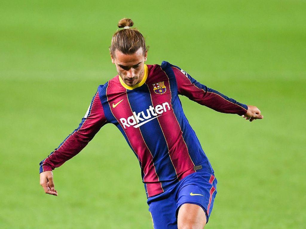 Deschamps: Griezmann Tidak Bahagia di Barcelona