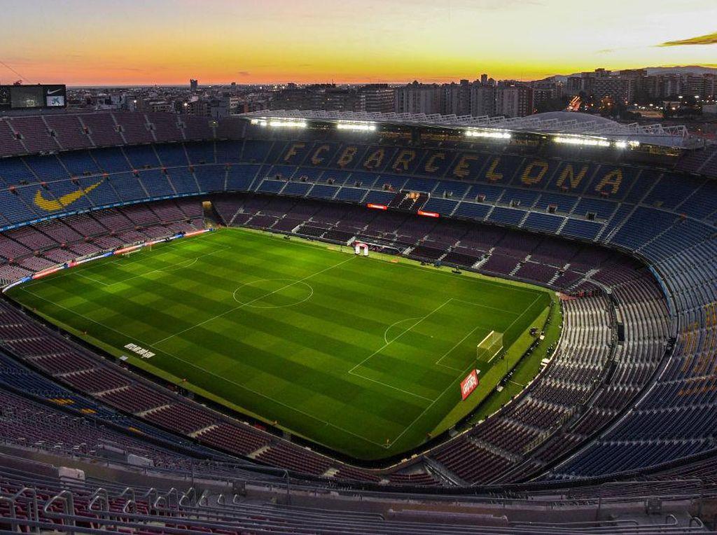 Barcelona Utang Rp 13,8 T untuk Bayar Gaji Pemain?