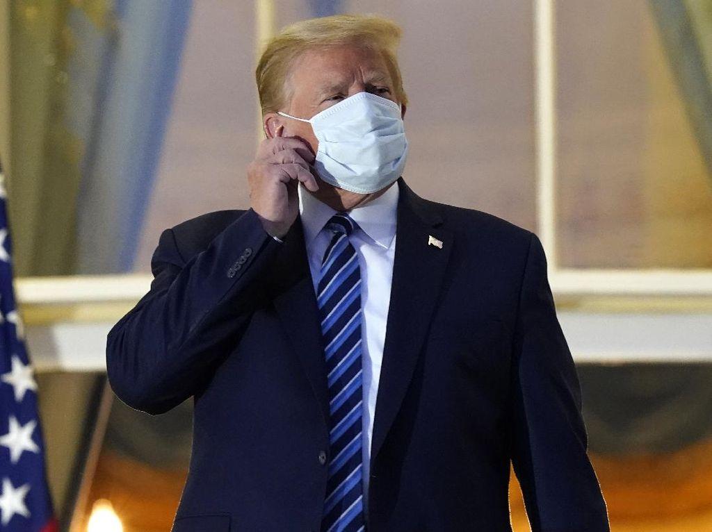 Ketua DPR AS Sebut Trump Sangat Merusak dan Berbahaya Bagi Negara