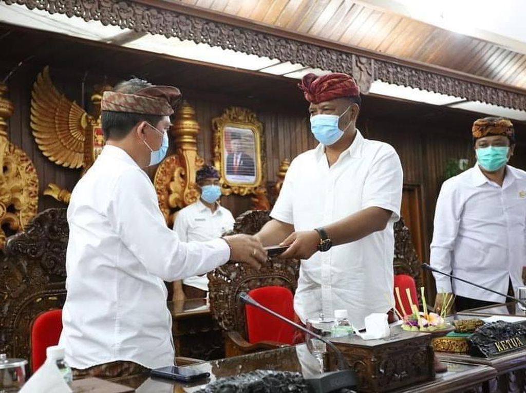 DPRD Klungkung Terbitkan Perda untuk Kesejahteraan BPD