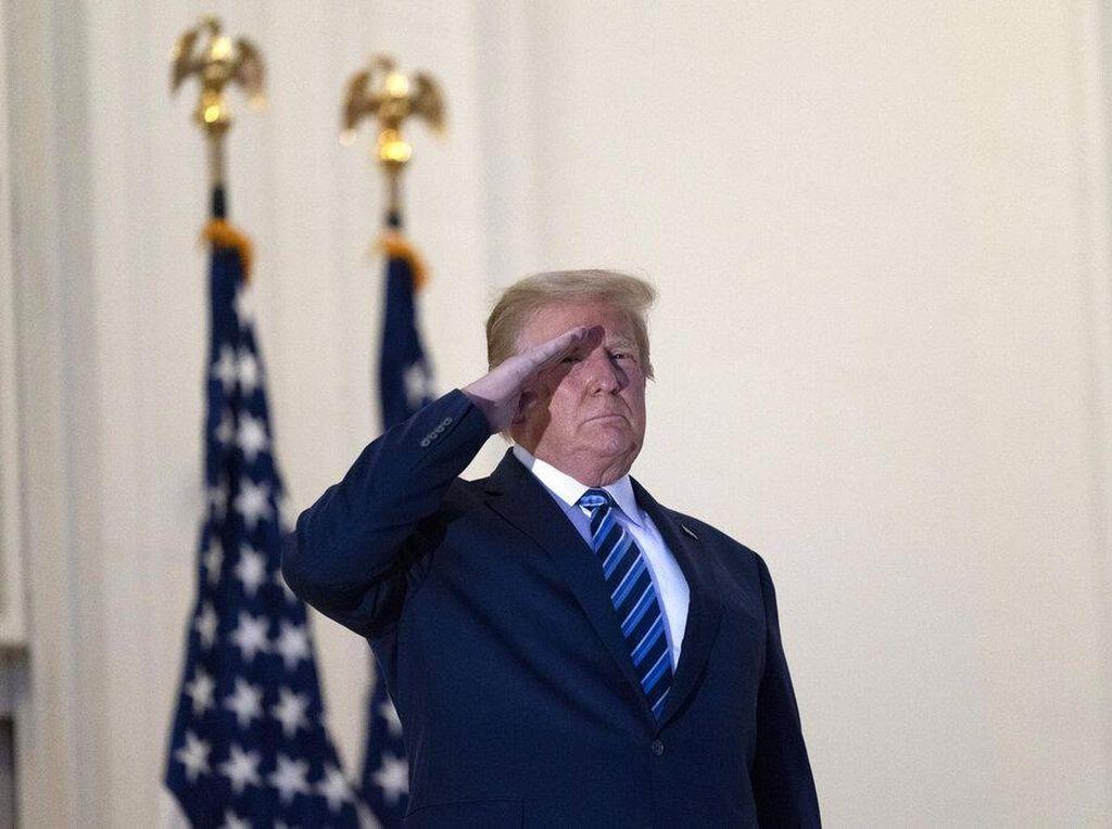 Terapi Regeneron yang Dipuji-puji Trump Tuai Kritikan Dokter